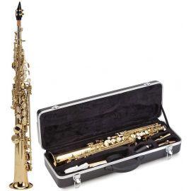 Soundsation SSSX-20 - Saxofon Sopran Drept - Music and More