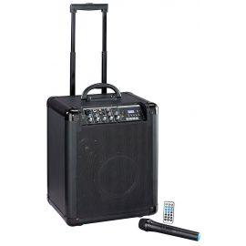 Soundsation BLACKPORT 80BTRW Bluetooth - Boxa Portabila Activa - Music and More