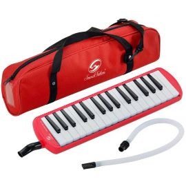 Soundsation Melody Key 32-RD - Melodica 32 de clape - Music and More
