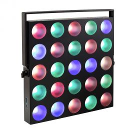 Soundsation MTR-25-10W-SET - Panou Led RGBW - Music and More