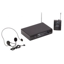 Soundsation WM-V11PD - Lavaliera Headset Wireless cu Bodypack - Music and More
