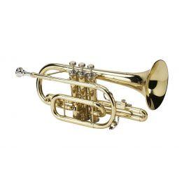 Soundsation SCOR-10E - Cornet (Si Bemol) - Music and More