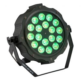Soundsation SESTETTO 1018 SLIM - Proiector LED - Music and More