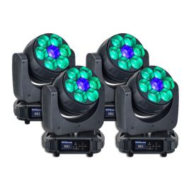 Soundsation THESIS 740RZ SET - Set Moving Head - Music and More