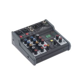 Soundsation MIOMIX 202UFX - Mixer Audio - Music and More