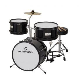 Soundsation JDK313-BK - Set Tobe Acustice pentru Copii - Music and More