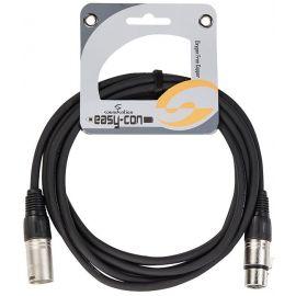 Soundsation EMCXX-5BK - Cablu Microfon