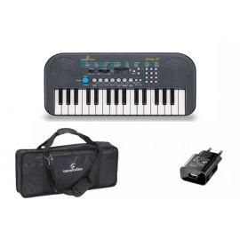 SOUNDSATION JUKEY 32 - Set 0rga electronica + Husa + Alimentator USB