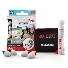 Alpine MotoSafe PRO Ear Plugs - Dopuri antifonice pentru motociclisti