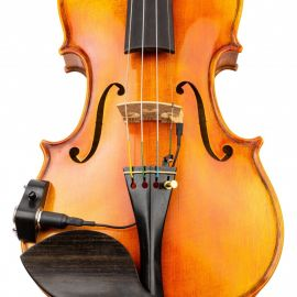 Kremona VV-3V - Doza piezo portabil pentru vioară și violă cu control al volumului