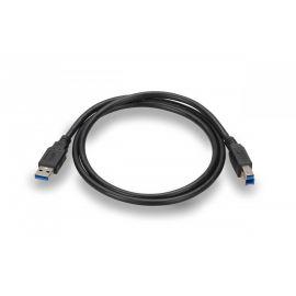 Soundsation Wiremaster WM-USB310-20 - Cablu USB 3.0 (USB A la USB B, Male to Male) - 2 metri