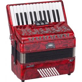 Infinito VOCE I 2648-RD - Acordeon - Music and More