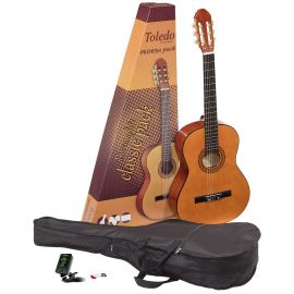 Set chitara clasica Toledo PRIMERA-GP-34NT