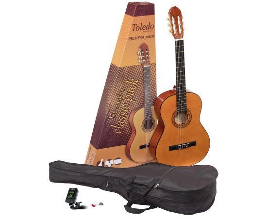 TOLEDO Primera-GP-44NT - Set Chitara Clasica - Music and More